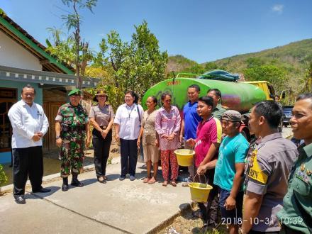 Baksos  Air Bersih di Dusun Seropan I