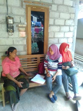 Verifikasi Data PKH non BDT Desa Muntuk