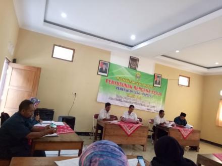 Musdes Desa Muntuk th 2019