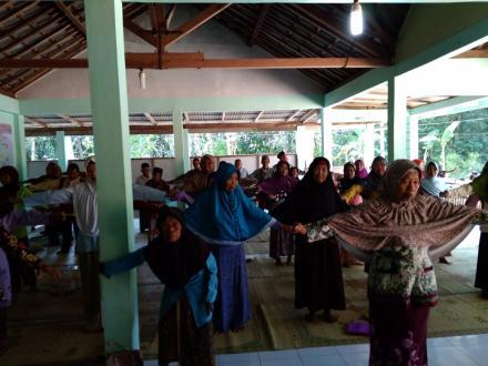 Posyandu Lansia Dusun Tangkil