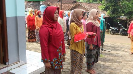 Upacara Peringatan Hari Kartini Tahun 2018